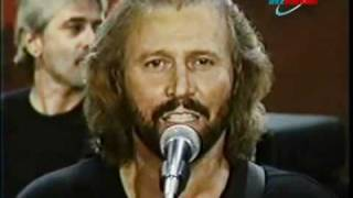 BEE GEES TRAGEDY ESPAÑOL INGLES