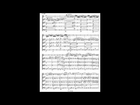 Mozart - Clarinet Quintet in A K.581 (w/score)