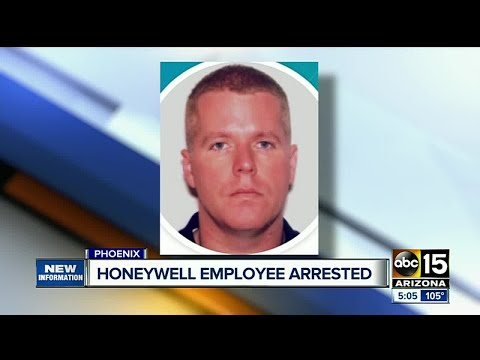 First look at former Honeywell employee accused of trying to sell government secrets