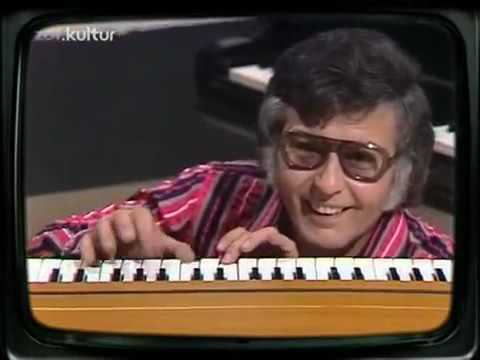ZDF Starparade 1973 mit Rainer Holbe und dem Orchester James Last Folge 21 vom 22031973