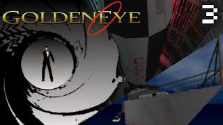 #03: Silo & Frigate   Secret Agent [ Goldeneye 007— N64 ]