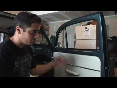 Classic Vw Beetle Bug Resto How To Tip Door Panel Removal