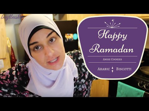 Anise Cookies | Arabic Biscotti