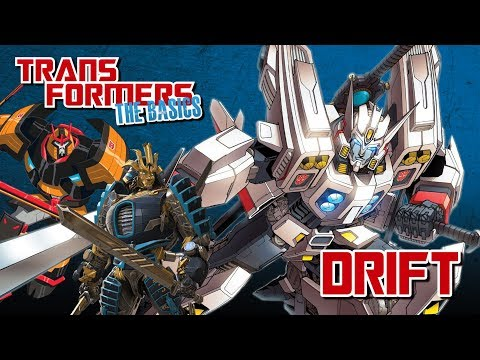 TRANSFORMERS: THE BASICS on DRIFT