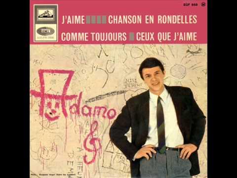 Adamo - Chanson en rondelles (1966)