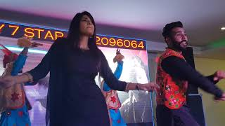 Garry 7 star bhangra group non stop bhangra Mr Garry - 9872096064