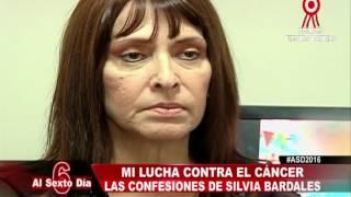 Mi lucha contra el cáncer: las confesiones de Silvia Bardales