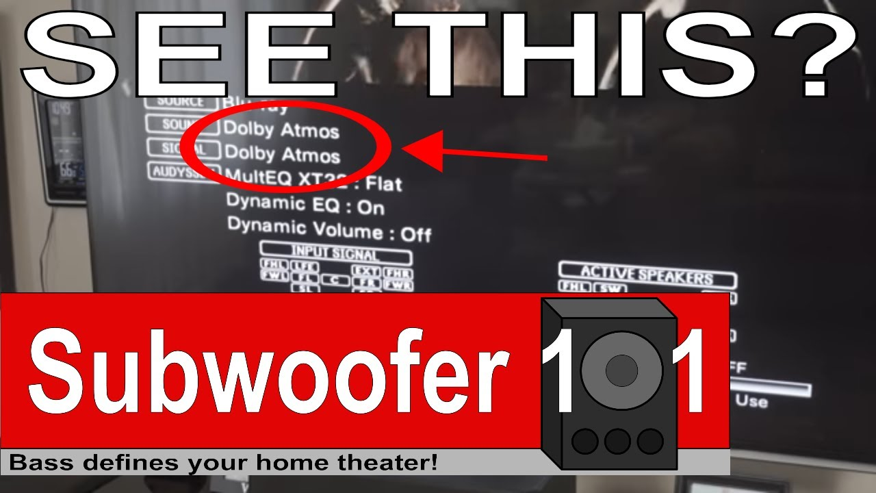 hometheater101 | Subwoofer 101
