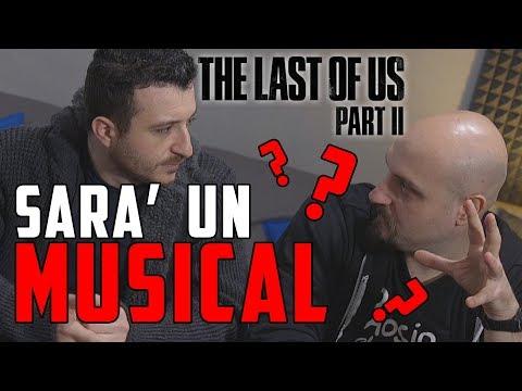 THE LAST OF US 2 SARA' UN MUSICAL?