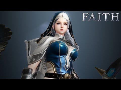 OMG! PvP'nya Keren – FAITH (JP) Android MMORPG