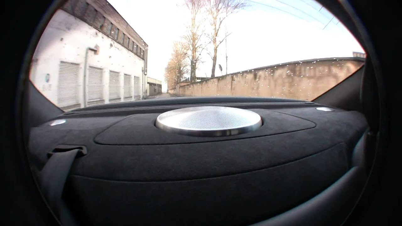 Audi A8 W12 Bang Amp Olufsen Audio System Part 2 Youtube