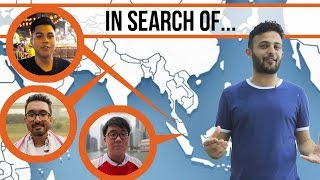 Who will be the new face of Copa90? You Decide! In Search Of Asia