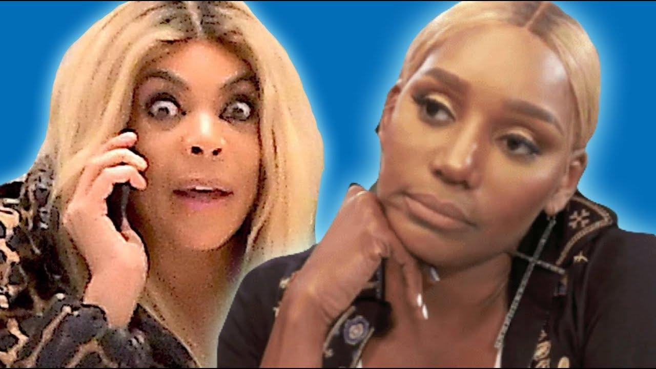 NeNe Leakes Called Wendy Williams a Coke Head !?