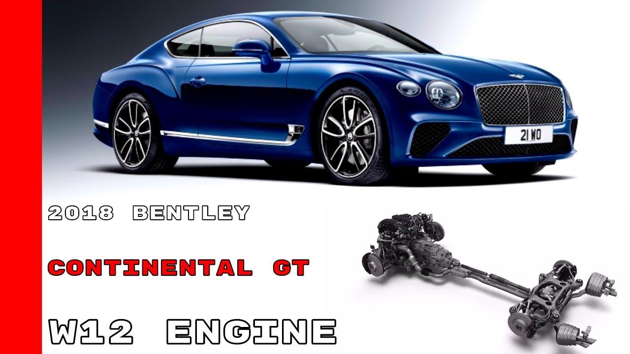 двигатель бентли w12 видео