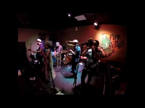 "The Sh-Booms ""Audible"" Live at Fire Betty's in Tallahassee 6.18.16"