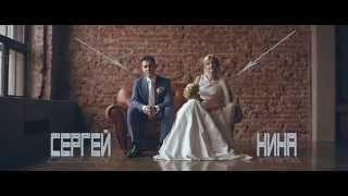 Нина и Сергей :: Свадебный клип (4K)