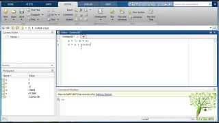 Wie zu erstellen, matlab m-Datei oder script-Datei