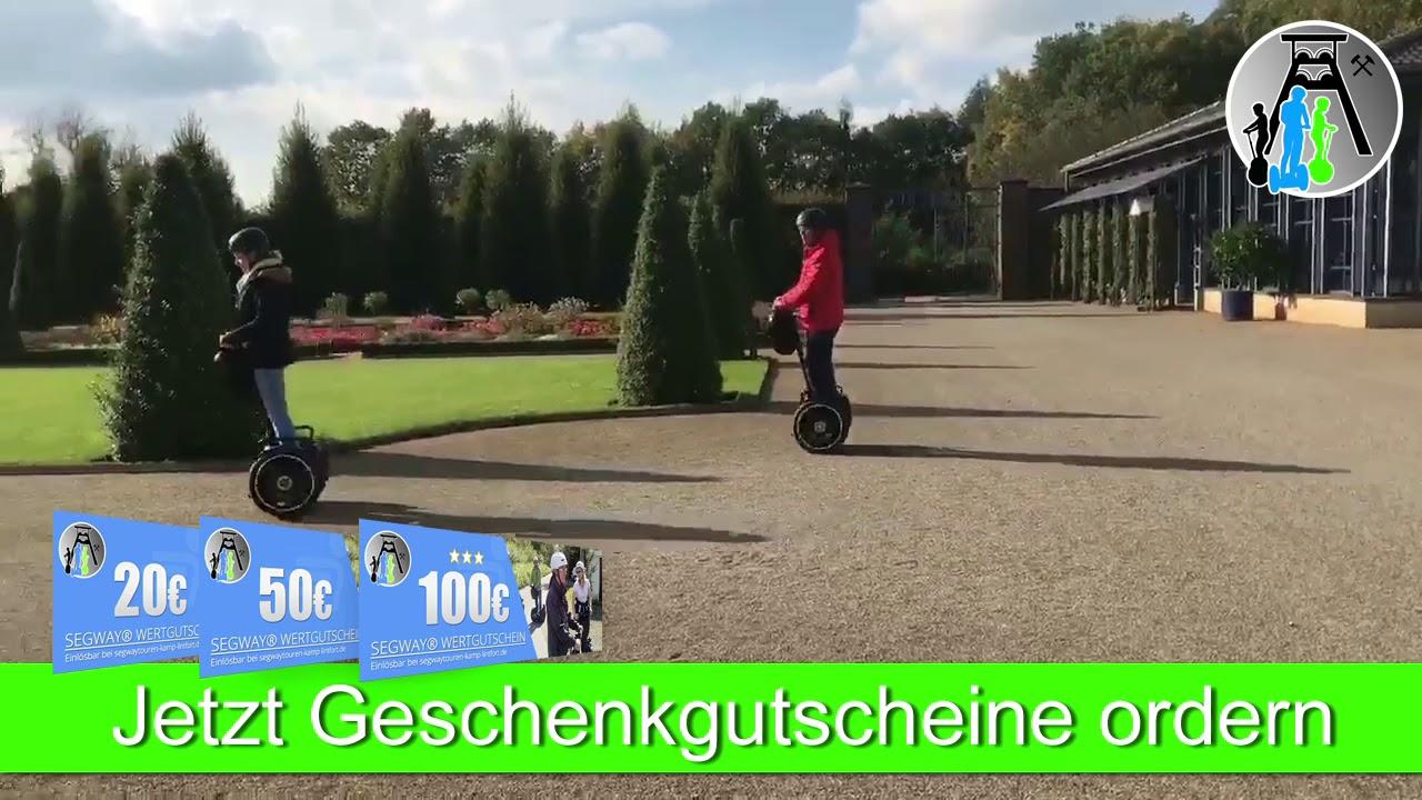 Segwaytouren Am Niederrhein Klostergarten Kamp Lintfort