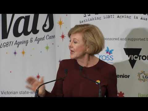 Jillian Triggs - 3rd National LGBTI Ageing and Aged Care Conference