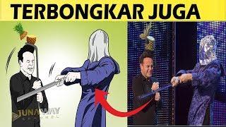 "Terbongkar.!! TRIK SULAP ""Aaron Crow"" | LANGSUNG PRAKTEK | 'America's Got Talent'"