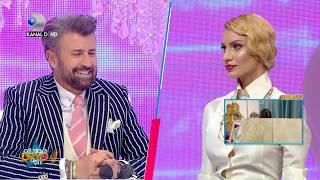 "Bravo, ai stil! All Stars (09.02.2018) - Alina i-a impresionat pe jurati: ""E o aparitie perfecta!"""
