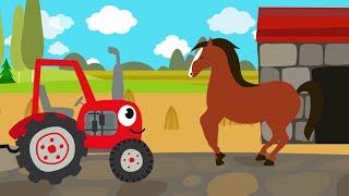 Download Песенки для детей - Животные - развивающая детская песенка - загадка для детей малышей Mp3 and Videos