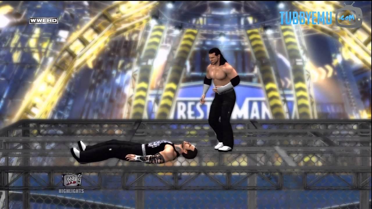 WWE  Jeff Hardy vs  Ma...