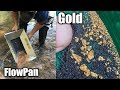 Gold Prospecting Testing New FlowPan ConBox
