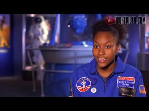 Aspiring Astronaut Taylor Richardson