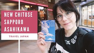 Japan Travel Guide: First 3 hours in Hokkaido.
