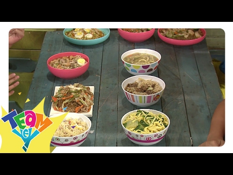 Snaks Naman: Different Kinds of Chinese Food | Team Yey