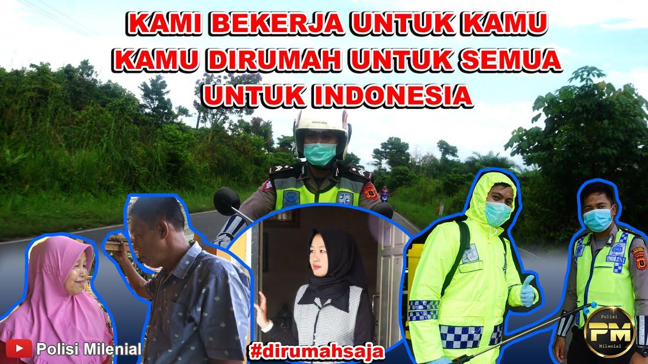 SHORT MOVIE - KAMI BEKERJA UNTUK KAMU KAMU DIRUMAH UNTUK SEMUA UNTUK INDONESIA | CEGAH COVID-19
