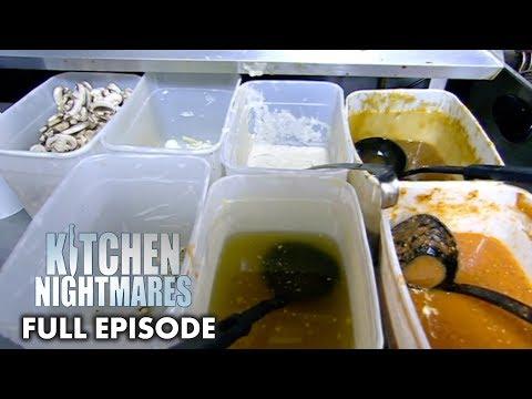 Gordon SHOCKED Over 'Italian' Restaurant's Food | Kitchen Nightmares FULL EPISODE
