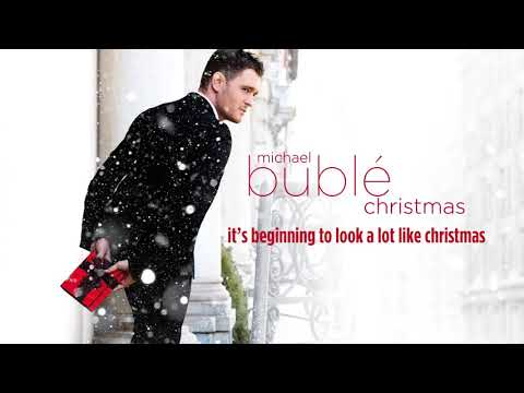 Michael Bublé - It's Beginning To Look A Lot Like Christmas [Official HD Audio]