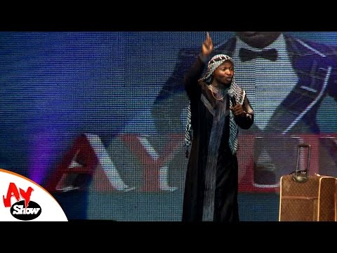 Video: Funny Bone at AY Live (stand up)