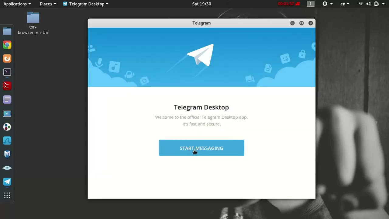 How To Install Telegram On Kali Linux