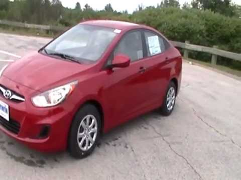 Hyundai Accent Mpg >> 2012 Hyundai Accent Gls 6 Speed Manual 40 Mpg Hwy 34 Mpg Avg Power
