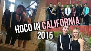 HOMECOMING in CALIFORNIA