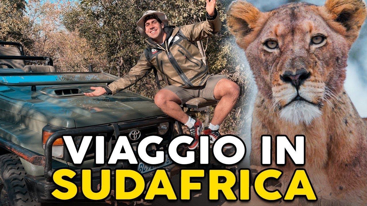 VIAGGIO PAZZO IN SUDAFRICA CON GLI ISCRITTI