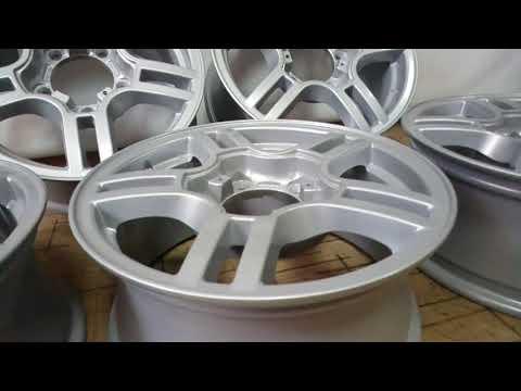Диск колеса УАЗ Патриот литой R16