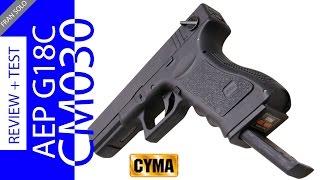 Cyma cm030 g18c review completa (Test Cronografo + Test de tiro)