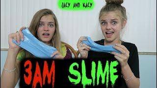 Making Slime Challenge ~ Jacy and Kacy