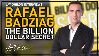 The Billion Dollar Secret with Rafael Badziag - The Business Mentor Podcast