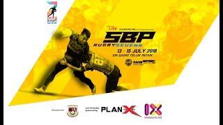 2018 SBP 7s - hosted by SM Sains Teluk Intan - Day 3 - Quarter Final