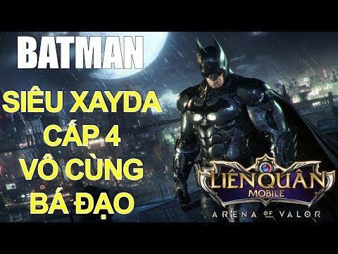Batman phiên bản