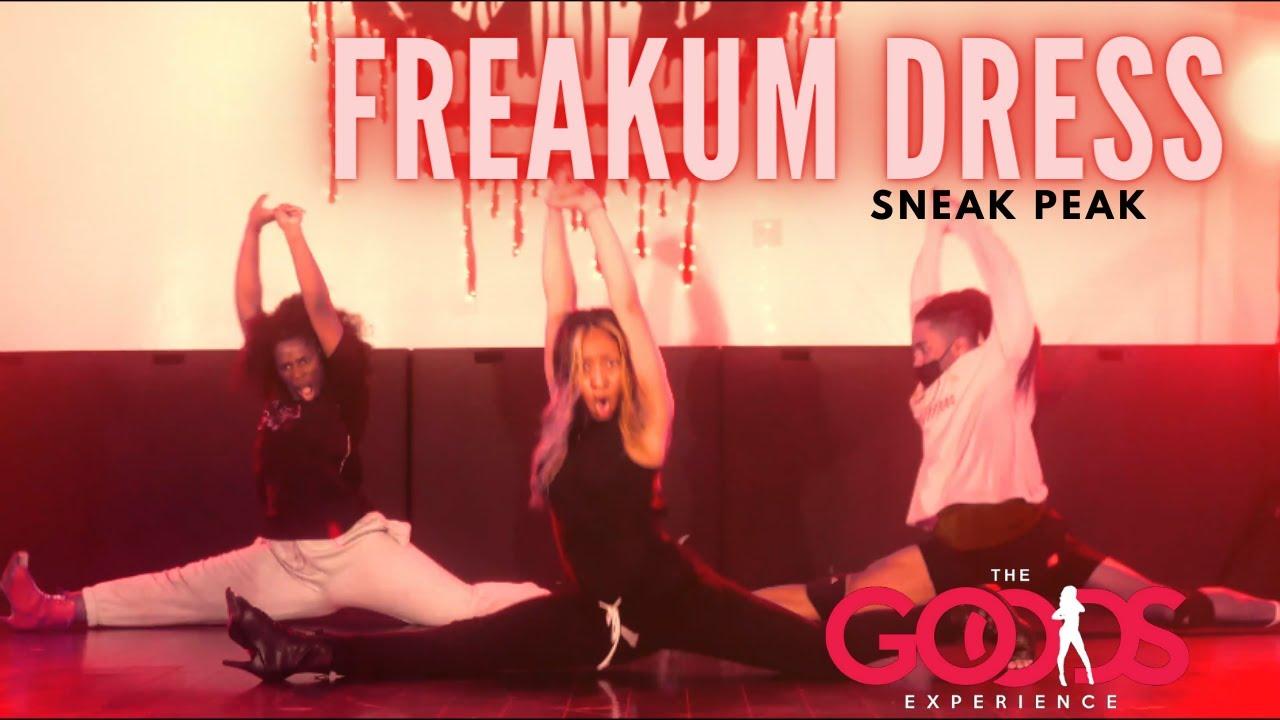 Freakum Dress ( Sneak Peak) Choreography by Trinica G