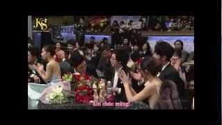 So Ji Sub - 2009 SBS Drama Awards (full)