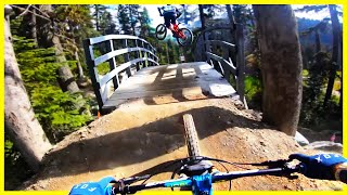 Riding with Legendary Pro Downhillers down Whistler's Craziest Trails // Whistler Part 4 of 4