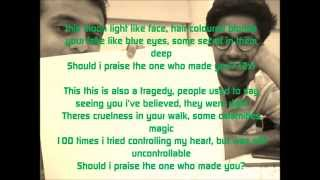 yeh chaand sa roshan chehra lyrics LOL :P
