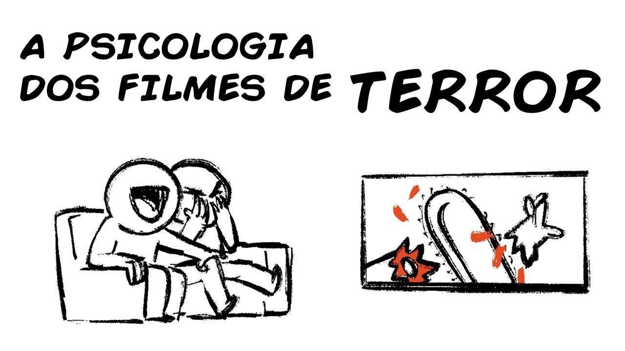A PSICOLOGIA DOS FILMES DE TERROR